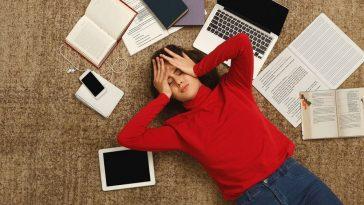 stress symptome